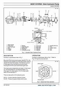 Terex 3566  U0026 4066c Articulated Dumptruck Service Manual Pdf