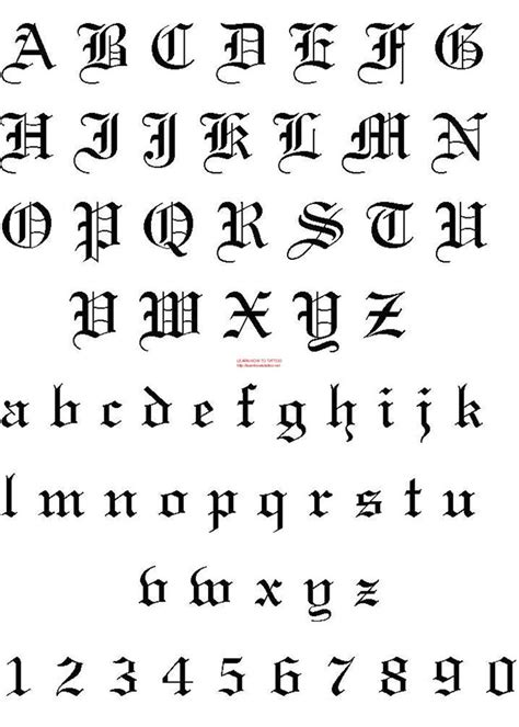Best 25+ Tattoo fonts ideas on Pinterest   Hand lettering fonts, Tattoo lettering fonts and