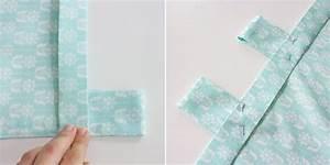 Vorhänge Selber Nähen : anleitung vorhang n hen sewing pinterest ~ Michelbontemps.com Haus und Dekorationen
