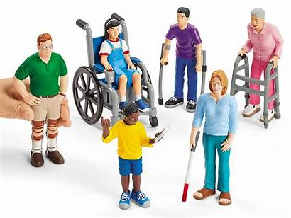Lakeshore Block Play Learning Abilities Diverse Dolls