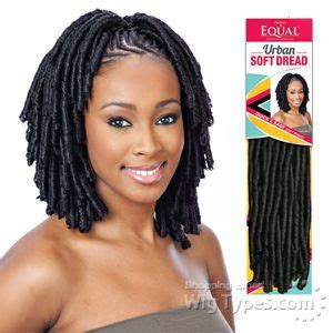 freetress equal synthetic braid urban soft dread