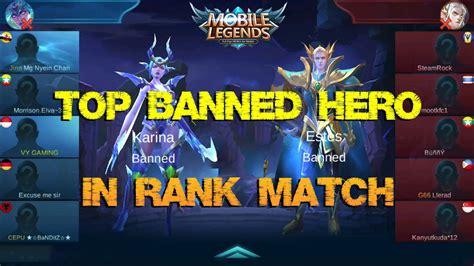 mobile legend codashop top 4 banned di ranked match mobile legends codashop