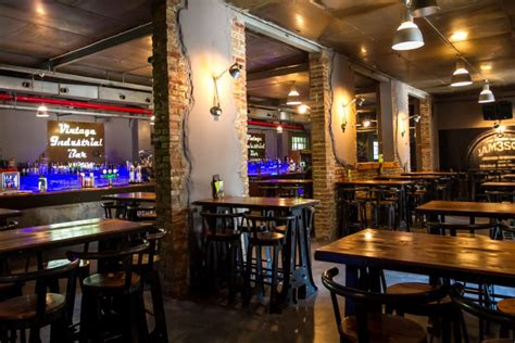 Vintage Bar by Vintage Industrial Bar Nightlife Zagreb
