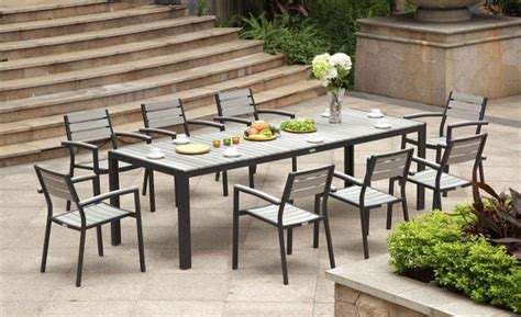 furniture shop garden treasures davenport matte black