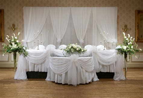 wedding chapel decor packages    mill toronto