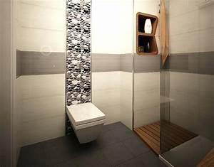 Salle De Bain Moderne 2017 : faience de salle de bain moderne ~ Melissatoandfro.com Idées de Décoration