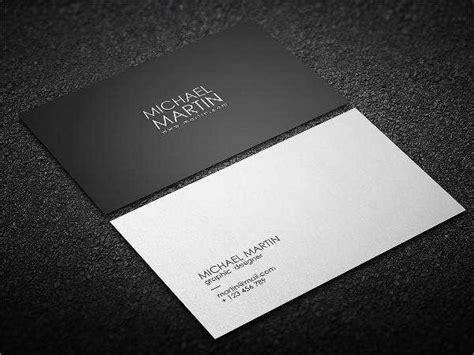 minimalist business card templates illustrator