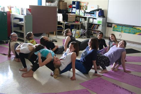 Yoga Session  Fort Frances Times