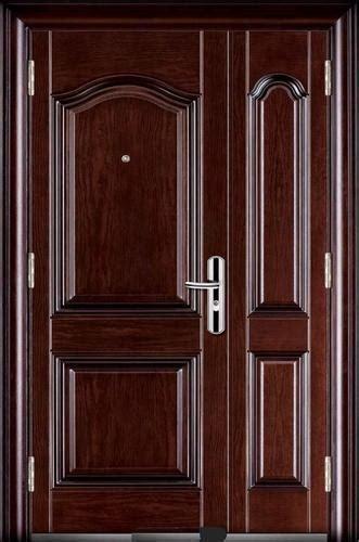 Door Price by Teak Wood Standard Imported Steel Doors One And Half