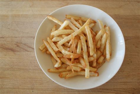 how to make crispy fries how to make homemade french fries recipe with photos