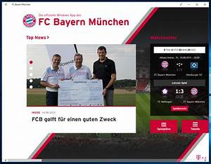 Flurkarte Bayern Kostenlos : fc bayern m nchen windows 8 10 app download chip ~ Lizthompson.info Haus und Dekorationen