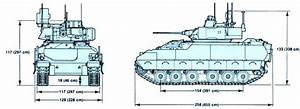 Bradley M2a3 Ifv Armoured Infantry Fighting Vehicle