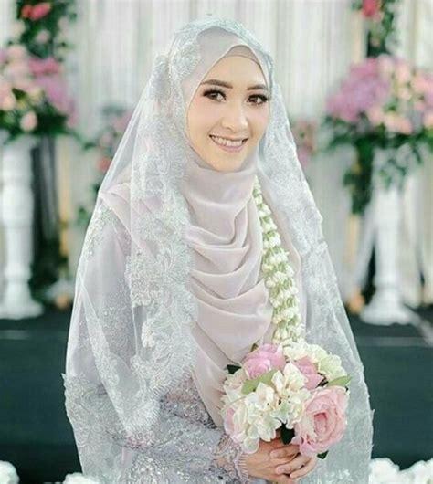 tutorial hijab pengantin   ragam muslim