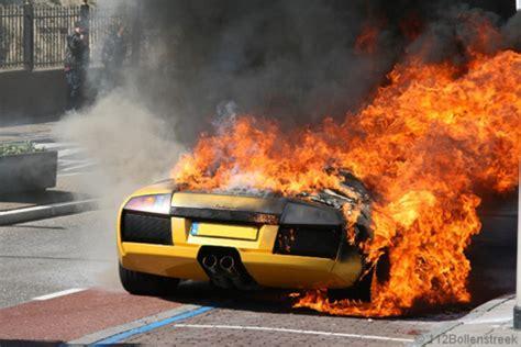 Wrecked Lamborghini's - Lamborghini Land