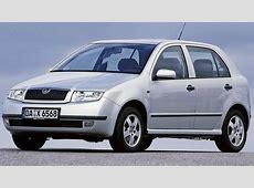 Škoda Fabia I 6Y autobildde