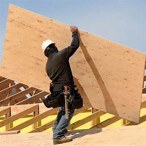 Set Roof Trusses The Right Way