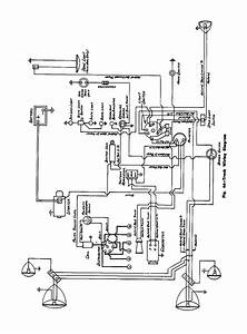 Chevrolet Chevy 1946 Truck Wiring Electrical Diagram