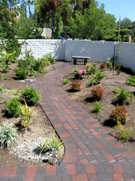 steps and walkways gallery pavers by design 805 433 2167