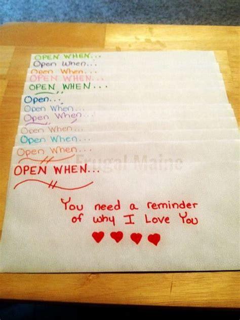 25 days of christmas letter for boyfriend creative open when letter ideas designs