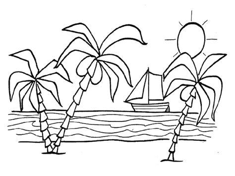 immagini da colorare per bambini estate 5 disegni da colorare sull estate