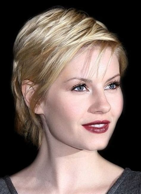 cute short straight hairstyles for women short