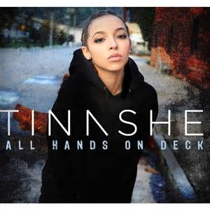tinashe unveils new single all hands on deck artwork