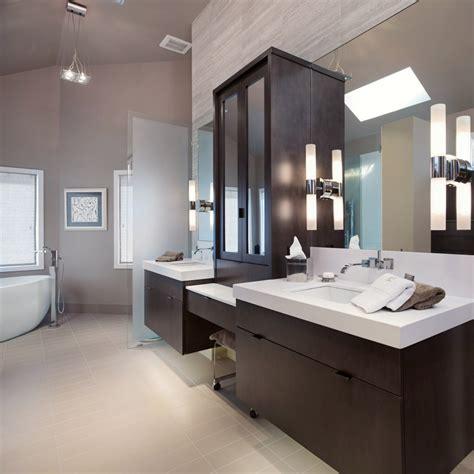 modern bathroom cabinets vanities level  cabinets