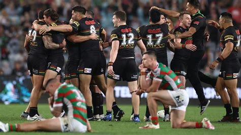 NRL news: Penrith Panthers defeat South Sydney Rabbitohs ...
