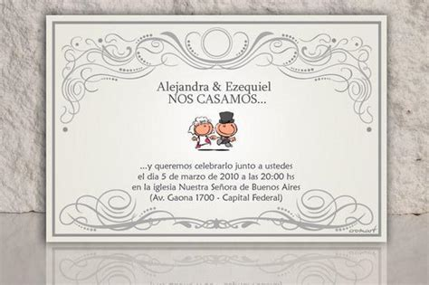 invitaciones para registro civil invitaci 243 nes de boda civil modernas imagui