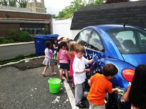 for kids car wash westfield area y prechool children stay cool with car wash