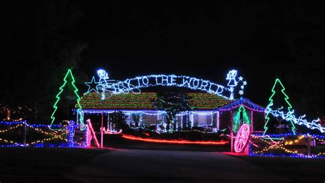 australia s best christmas lights newcastle herald