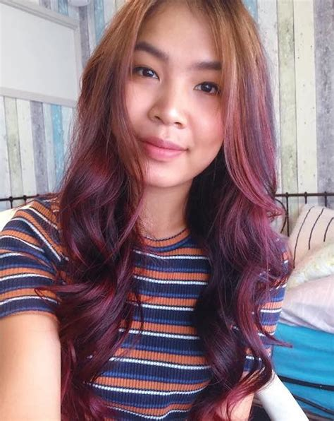 asian hair color  choosing   hair color