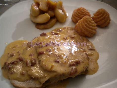cuisiner le roti de porc rôti de porc au cidre et aux lardons pommes fondantes au