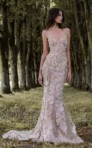 30 gorgeous floral applique wedding dresses weddingomania With floral applique wedding dress