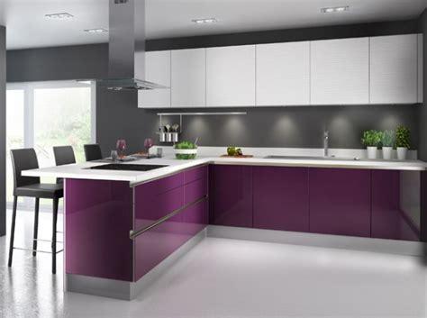 cuisine couleur violet les 17 meilleures images du tableau cuisines en couleurs