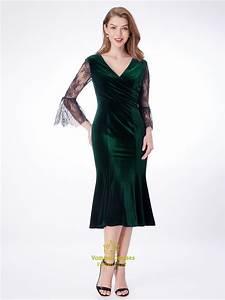 00 Size Chart Emerald Green V Neck Ruched Sheer Flutter Sleeve Sheath