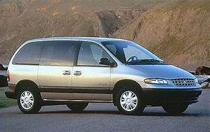 Used 1999 Plymouth Voyager Minivan Pricing