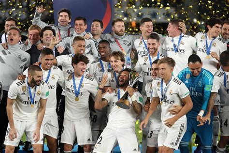 Breaking news headlines about real madrid, linking to 1,000s of sources around the world, on newsnow: Champions of the world! Real Madrid win the Club World Cup   London Evening Standard
