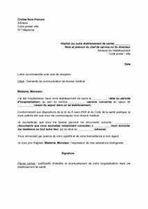 Lettre De Contestation Taux Ipp Accident Travail : exemple de lettre medecin ~ Maxctalentgroup.com Avis de Voitures