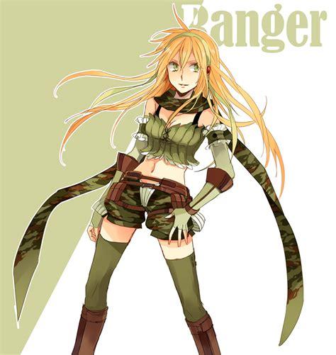 ranger ragnarok third class zerochan anime
