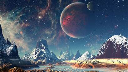 Space Moon Planet Outer Nature Earth 1080p