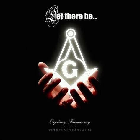 let there be light let there be light freemasonry pinterest