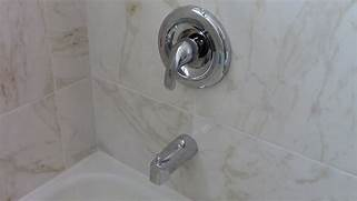 New Tub Faucet Installation by How To Install A Moen Adler Tub And Shower Faucet YouTube