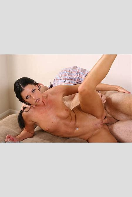 Mature Sex | Slim Mature Brunette Milf