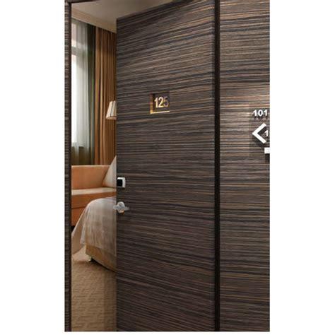porte de chambre bloc porte de chambre d hôtel à isolation acoustique