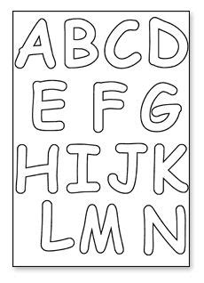 alphabet templates to cut out 1000 images about alphabet stencils on printable alphabet alphabet stencils and