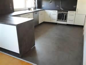 beton küche beton cire küche roomido