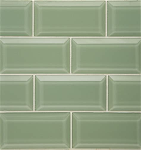 beautiful collection  glass subway tile   beveled