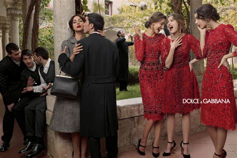 dolce und gabbana ohrringe dolce gabbana advertising w 2014 fashion style guru