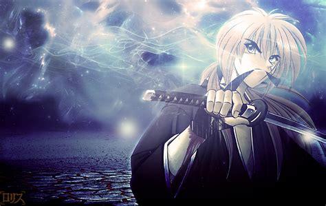 Rurouni Kenshin Katana Samurai Kenshin Anime Manga Kenshin
